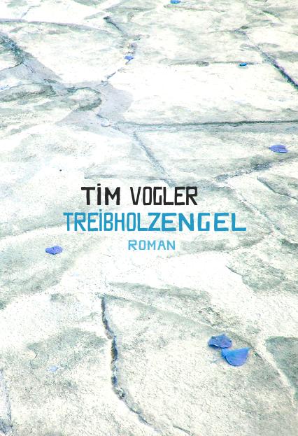 Cover Erstling »Treibholz Engel«