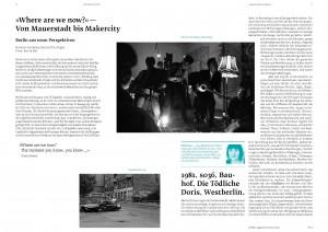 Community-Artikel über Berlin