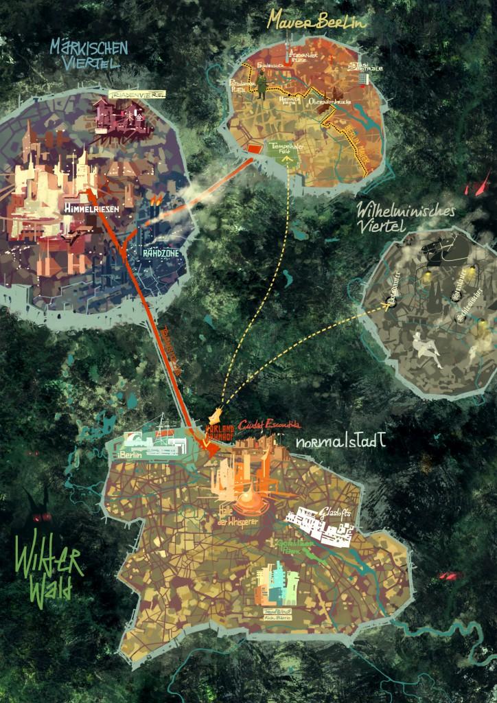Die Welt in Metropolis