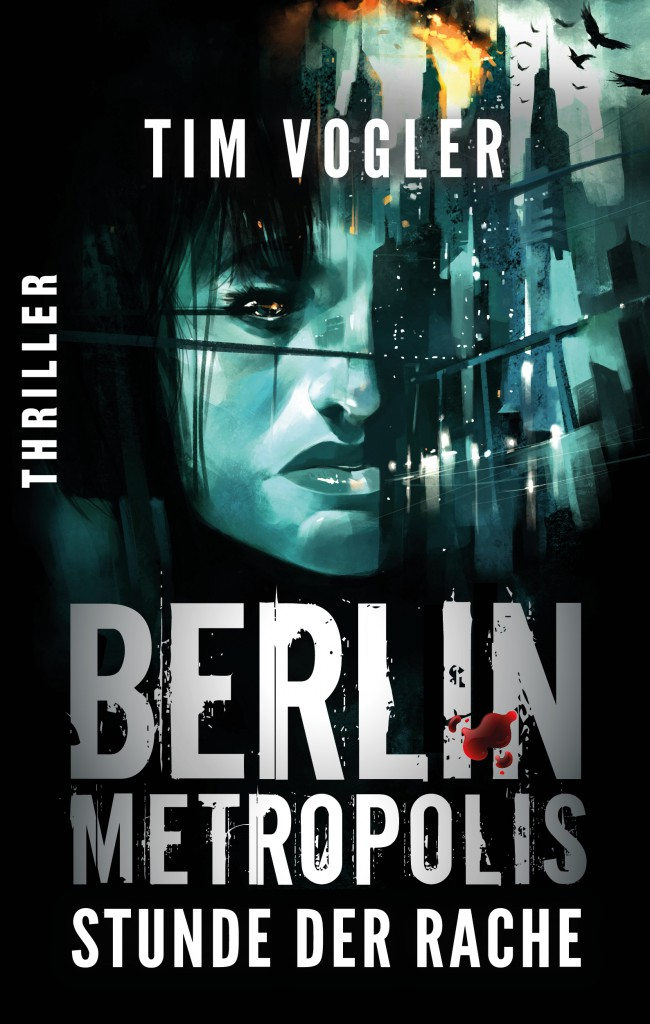 Neues Cover von »Berlin Metropolis«